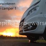 Overwinteren in de camper 1 (Nederland)